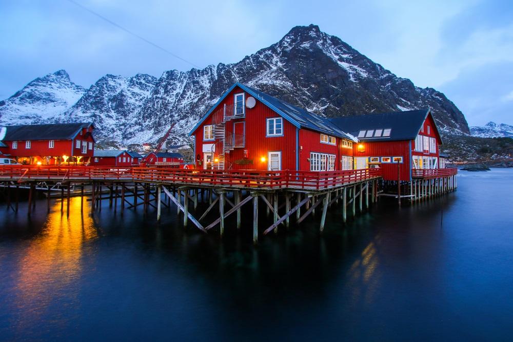 accommodaties noorwegen