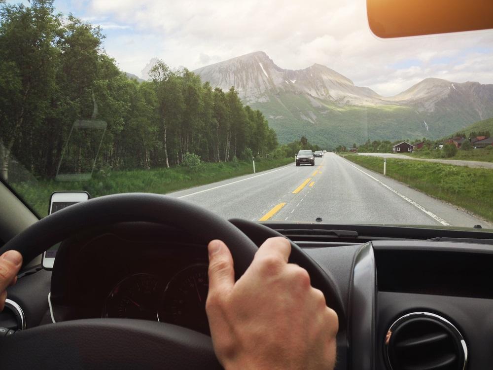 autovakantie noorwegen
