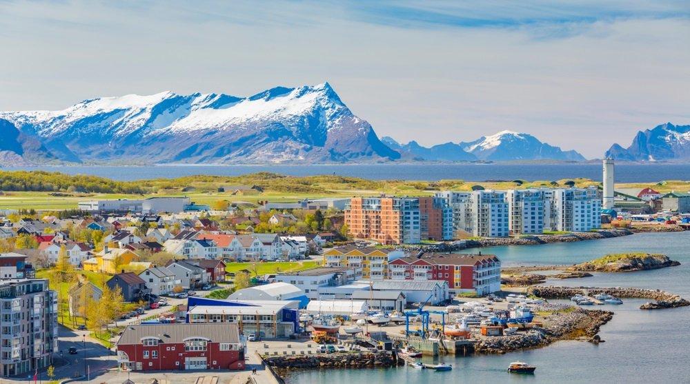bodo noorwegen