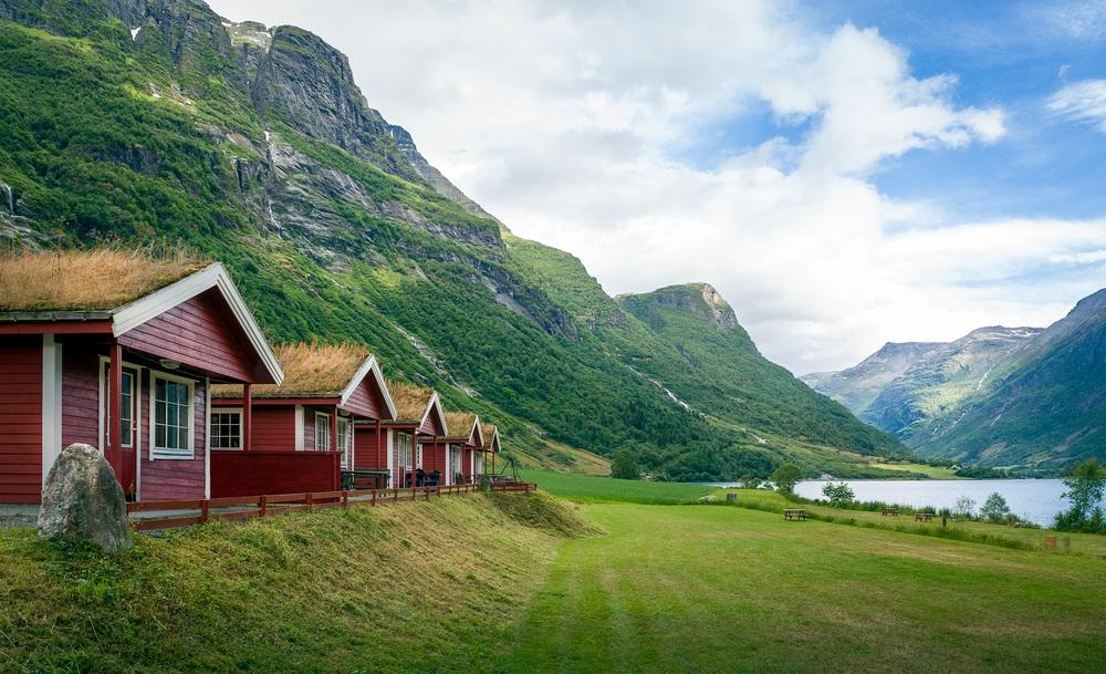 camping noorwegen