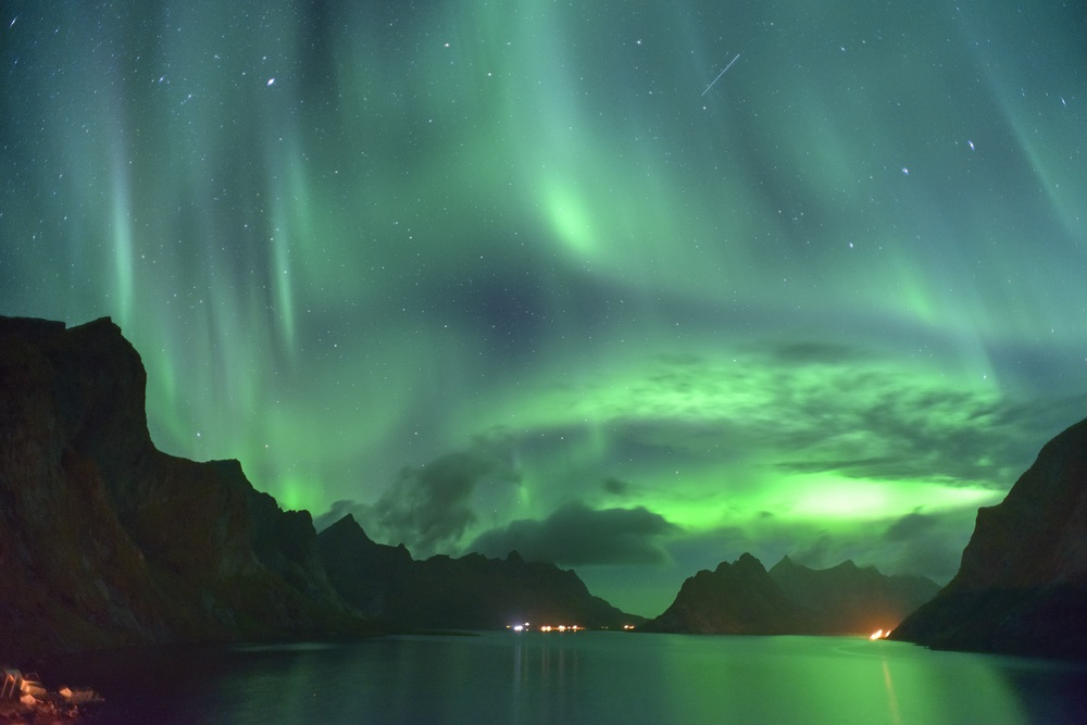 cruise noorwegen noorderlicht