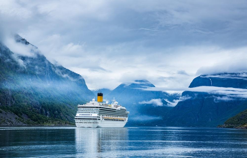 cruise noorwegen