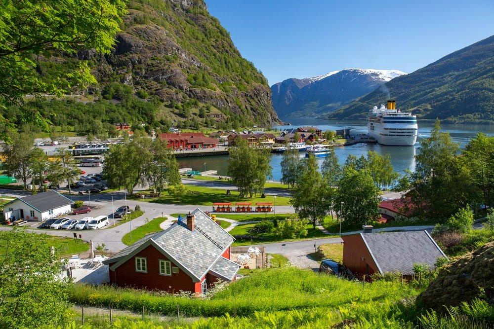 flam noorwegen