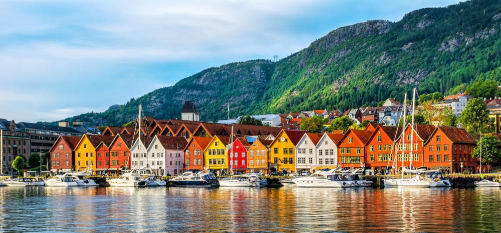 fly drive noorwegen