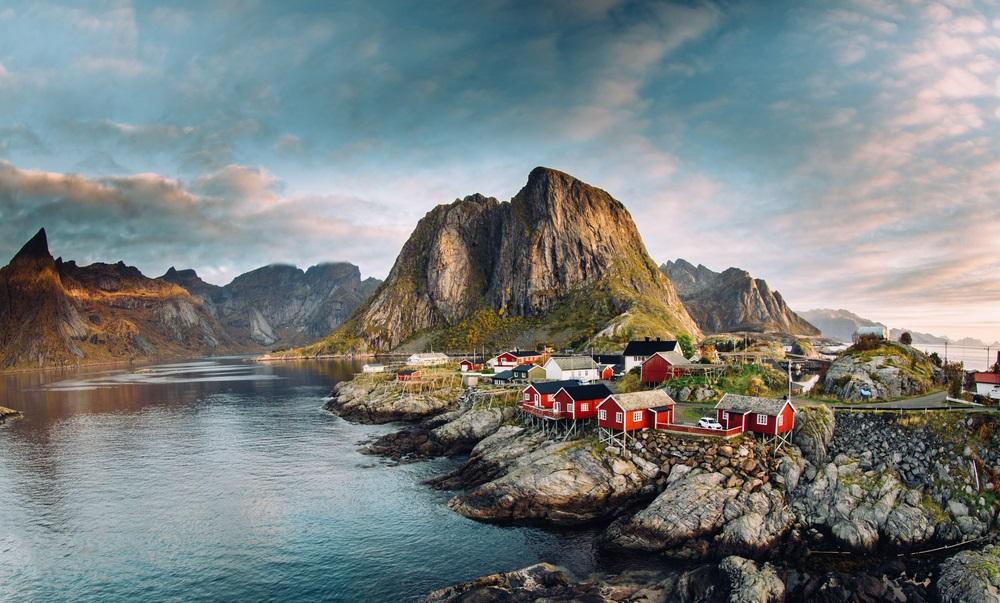 regios noorwegen