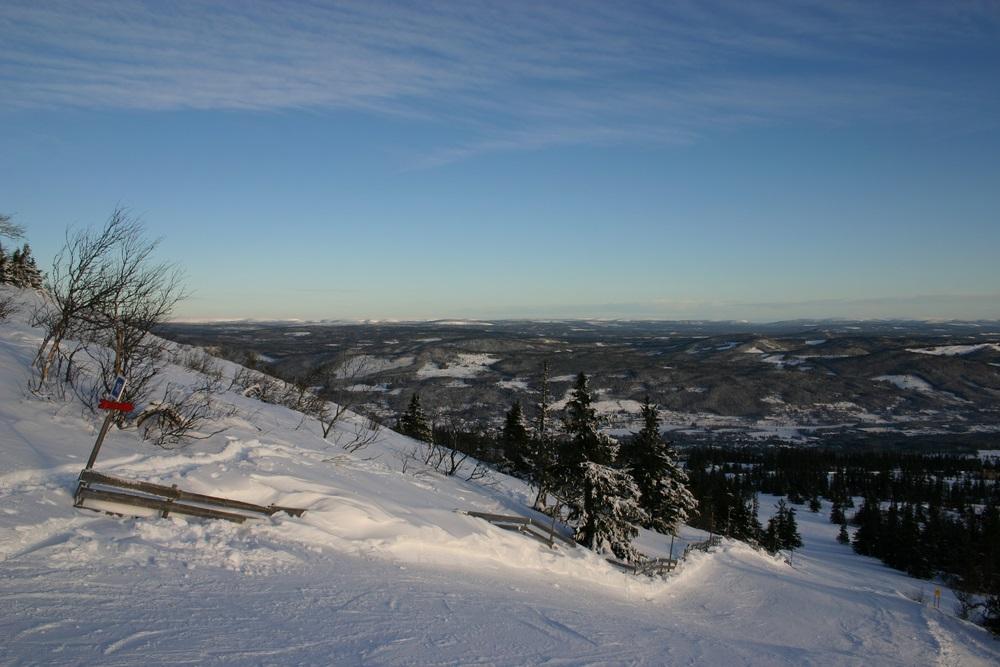 skigebieden noorwegen