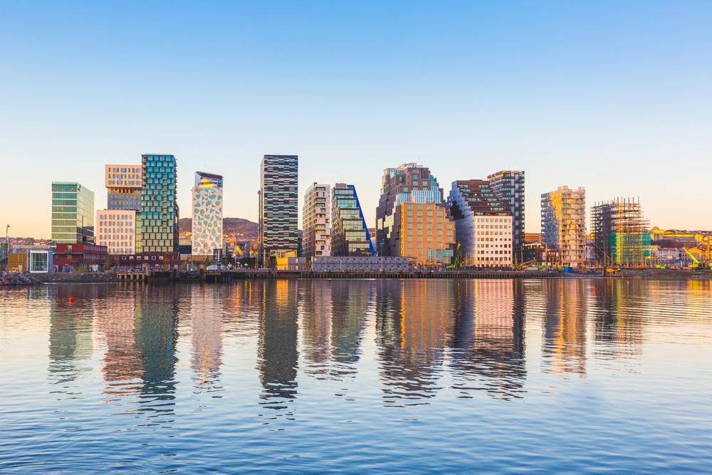 stedentrip noorwegen