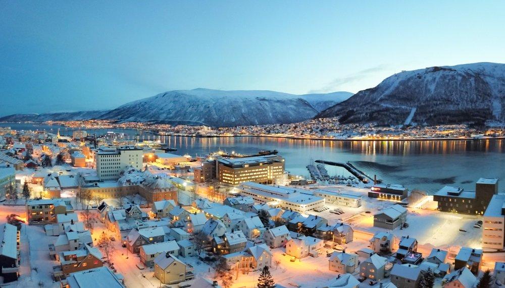 tromso noorwegen