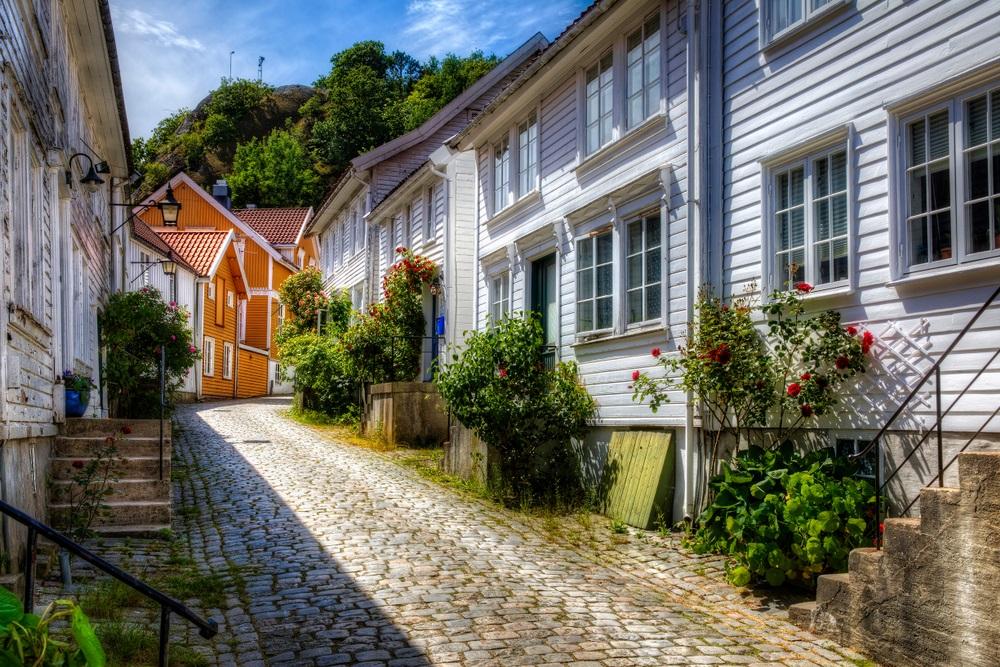 vakantie zuid noorwegen
