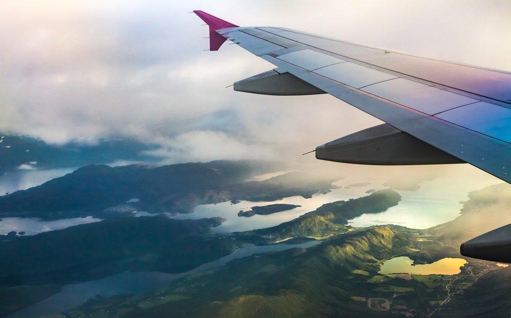 vliegvelden noorwegen