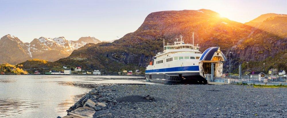 ferry noorwegen