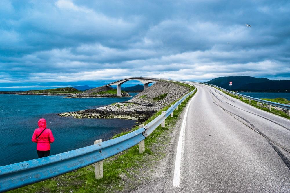 autorondreis noorwegen