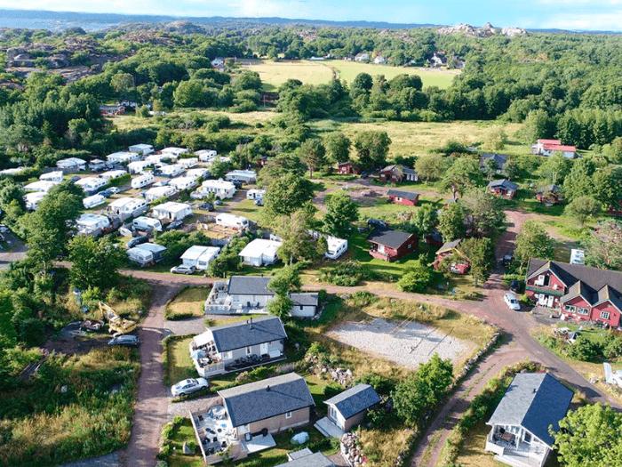 camping verdens ende