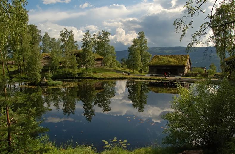 fly drive tui noorwegen